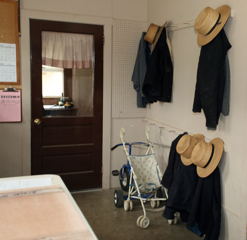 Amish Jackets and Hats